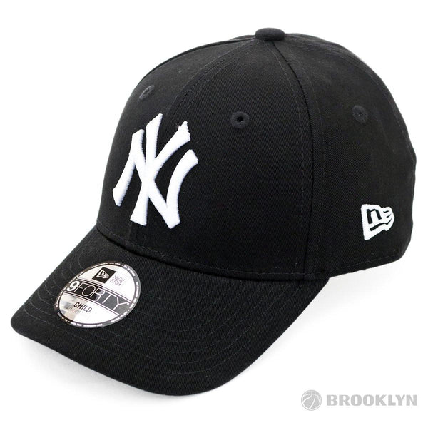 New Era Children 940 New York Yankees MLB League Basic Cap 10879076 Child-