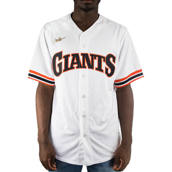 Nike San Francisco Giants MLB Official Cooperstown Jersey Trikot C26WG83G83UCT-