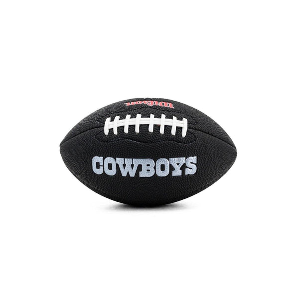 Wilson Mini Dallas Cowboys NFL Team Soft Touch American Football- WTF1533BLXBDL