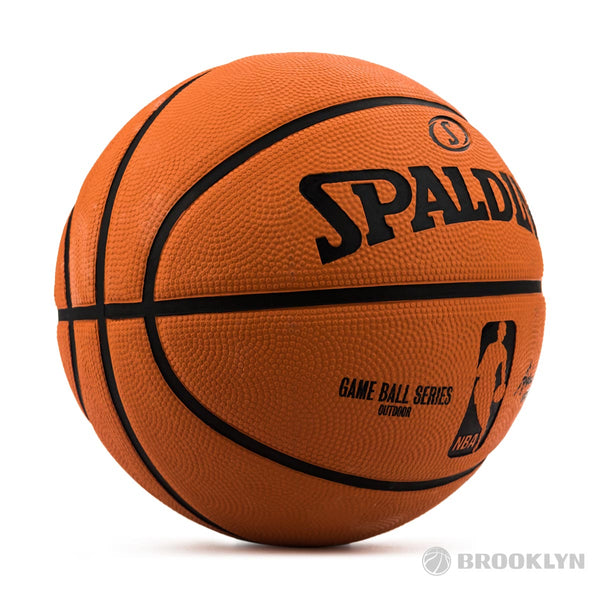 Spalding NBA Gameball Replica (Gr. 7) Basketball 3001511010317