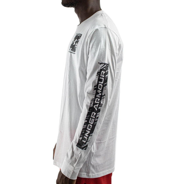 Under Armour Box Logo Sketch Longsleeve 1357177-100-