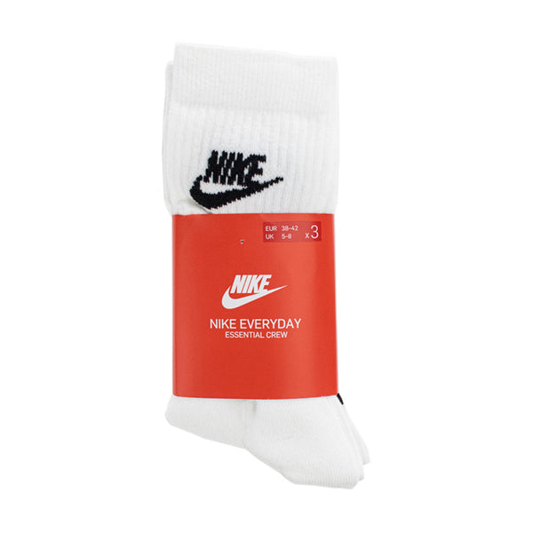 Nike Sportswear Everyday Essential Crew Socken 3 Paar SK0109-100-