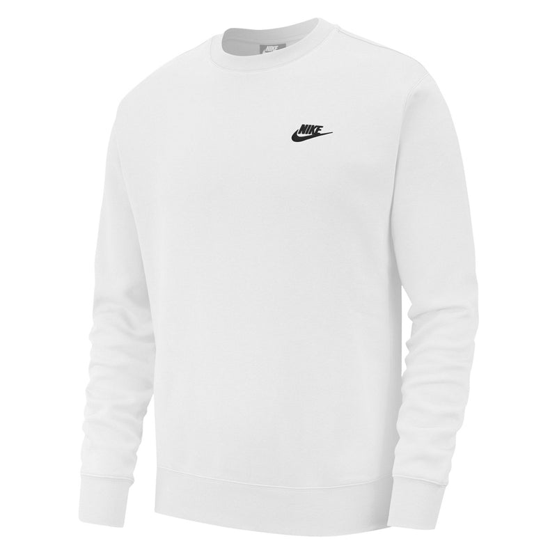 Nike NSW Club Crew Fleece BB Sweatshirt BV2662-100-