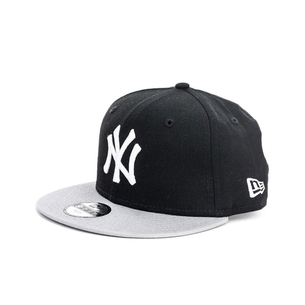 New Era Youth 9Fifty New York Yankees MLB Cotton Block Snapback Cap 10880043 Youth-