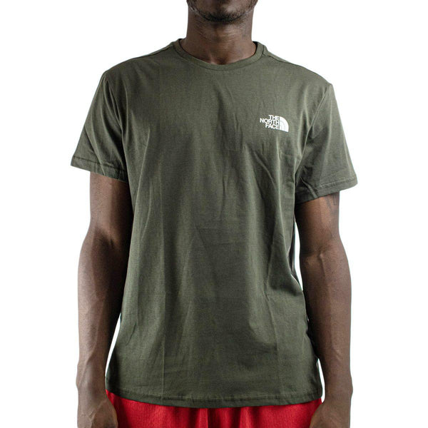 The North Face Simple Dome T-Shirt NF0A2TX521L-