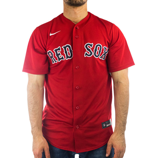 Nike Boston Red Sox MLB Official Replica Alternate Jersey Trikot T770BQSABQXVA-