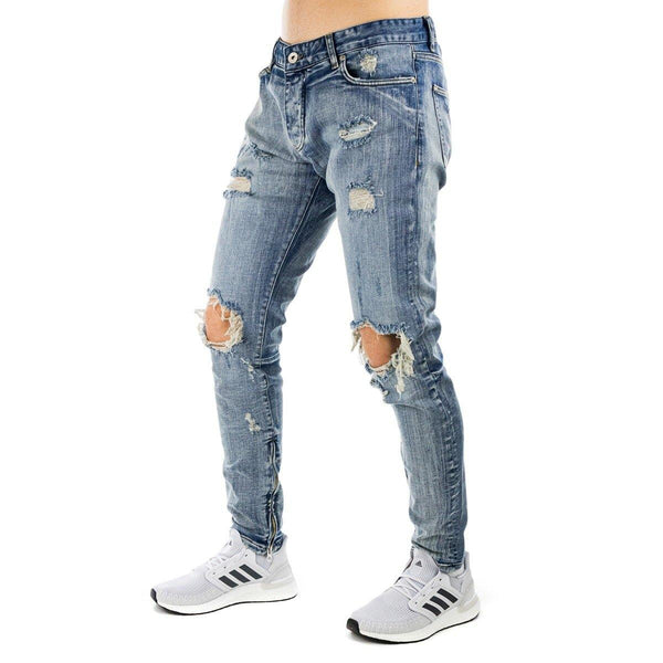 Pegador Mitu Distressed Jeans 6000773-