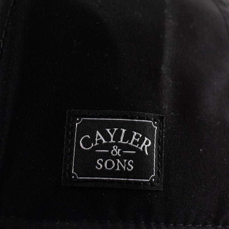 Cayler and Sons WL Drop Out Cap CS1283black/bordeaux-