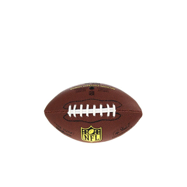 Wilson NFL Mini Game Ball Replica (Gr. 5) American Football WTF1631XB-
