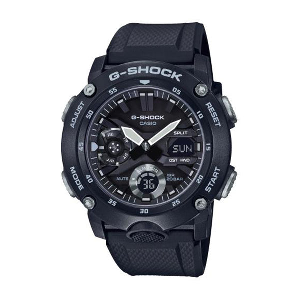 G-Shock Analog Digital Armband Uhr GA-2000S-1AER-