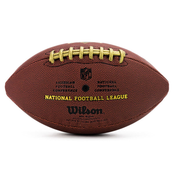 Wilson NFL Duke Performance Official (Gr. 9) American Football WTF1877XB-