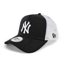 New Era New York Yankees Clean Trucker Cap 11588491--