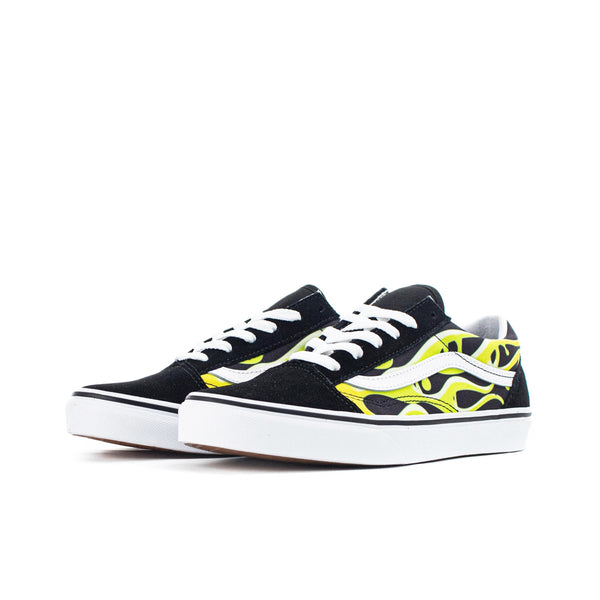 Vans Old Skool Junior Slime Flame VN0A4UHZ31M1-