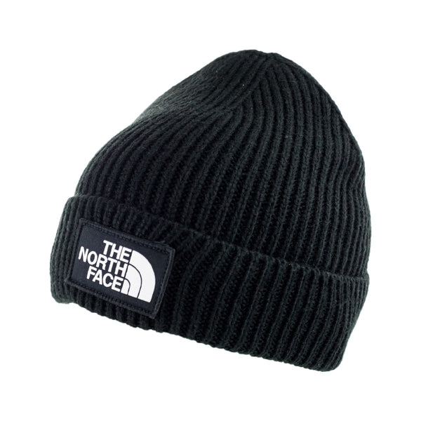 The North Face Box Logo Cuff Beanie Winter Mütze NF0A3FMVJK3-