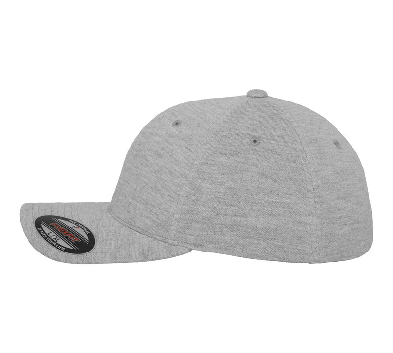 Urban Classics Flexfit Double Jersey Cap 6778heather