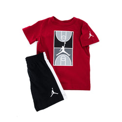 Jordan Graphic Tee Short Set 857488-023-