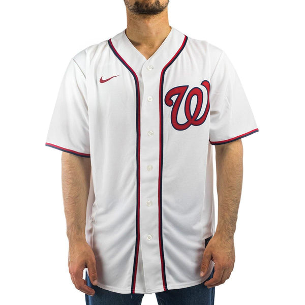 Nike Washington Nationals MLB Official Replica Home Jersey Trikot T770WTWHWTLXVH-
