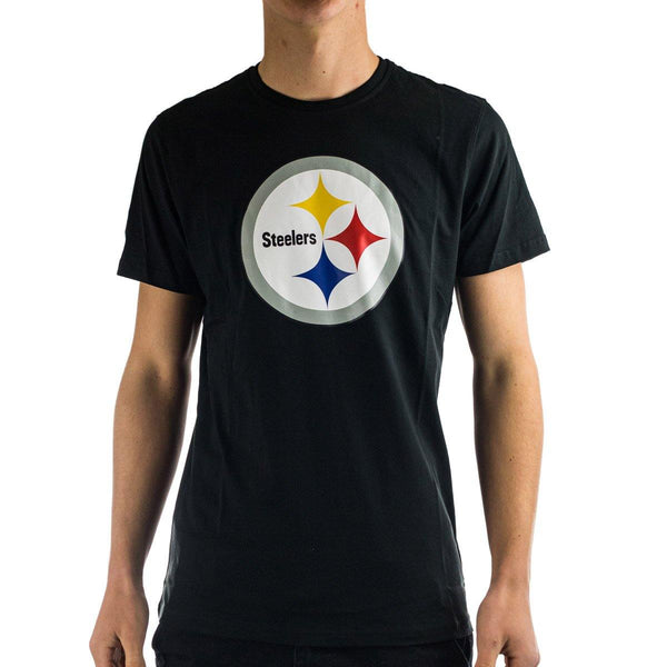 New Era Pittsburgh Steelers NFL Team Logo T-Shirt 11073655-