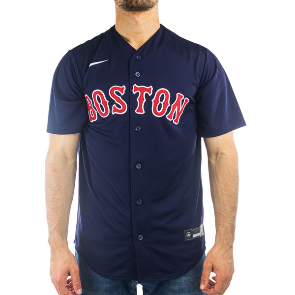 Nike Boston Red Sox MLB Official Replica Alternate Jersey Trikot T770BQNBBQXVB-