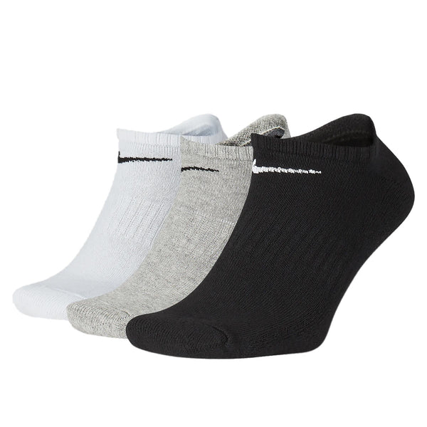 Nike Everyday Cushion No-Show Socken 3er Pack SX7673-901