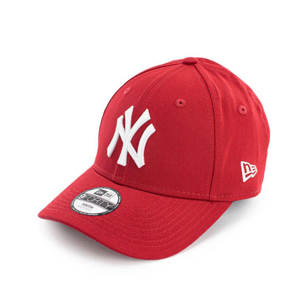 New Era Youth 940 New York Yankees MLB League Basic Cap 10877282 Youth-