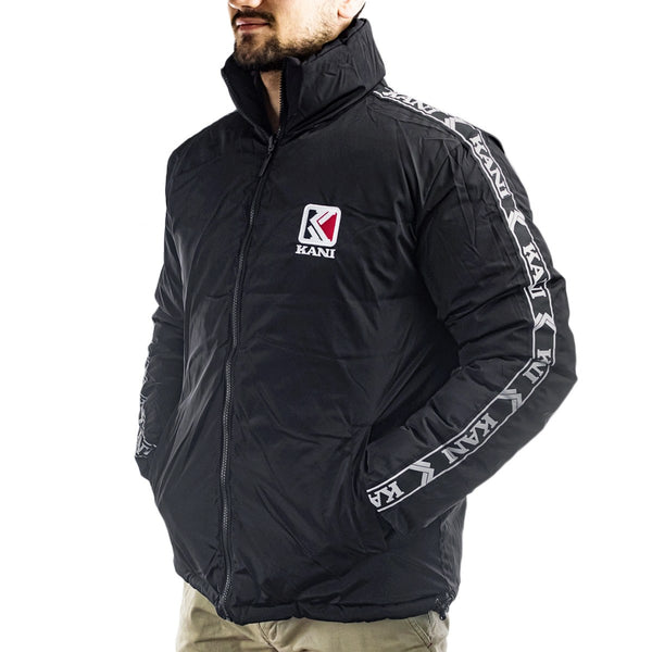 Karl Kani OG Block Reversible Puffer Winter Jacke 6076426-