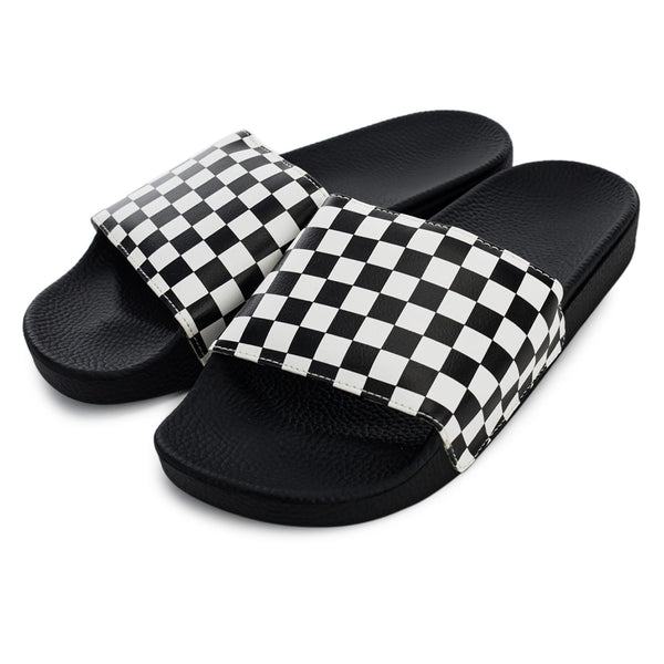 Vans Slide-On Checkerboard Badeschuhe VN0004KIIP91-