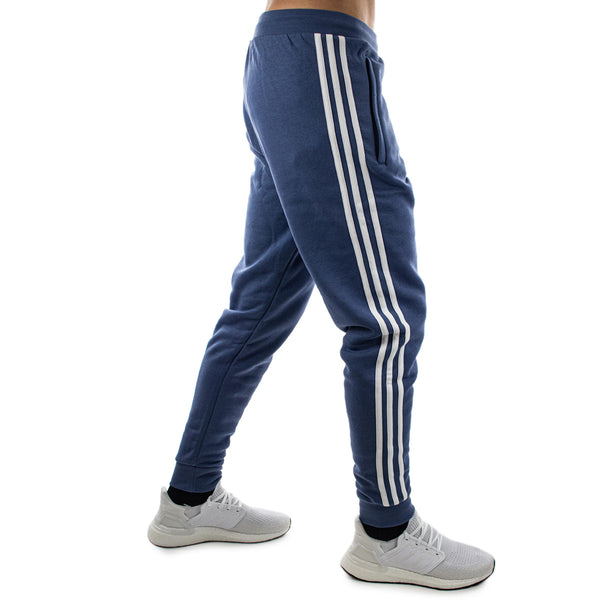 Adidas 3-Stripes Pant Jogging Hose GN3528 - blau-weiss