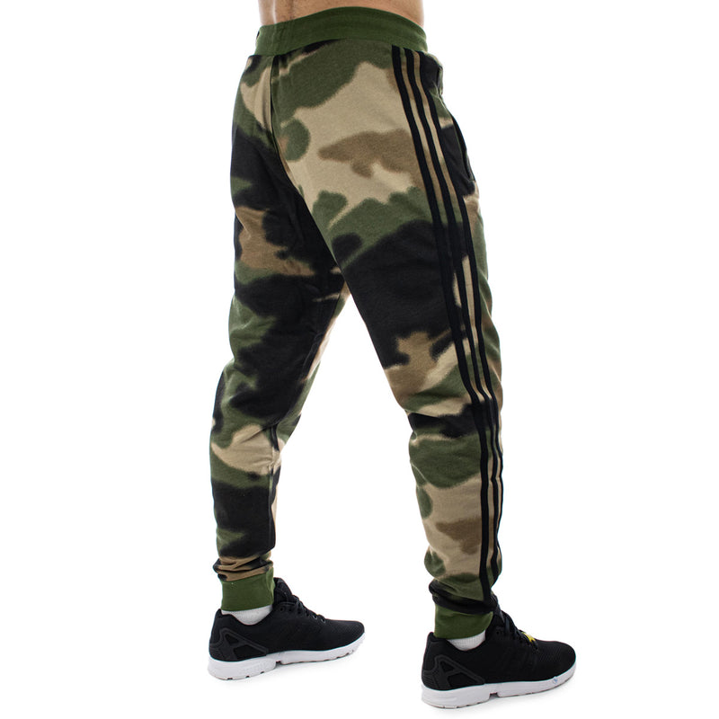 Adidas Camouflage All Over Print Jogging Hose GN1894 - camouflage