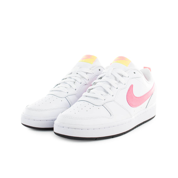 Nike Court Borough Low 2 (GS) BQ5448-108 - weiss-pink