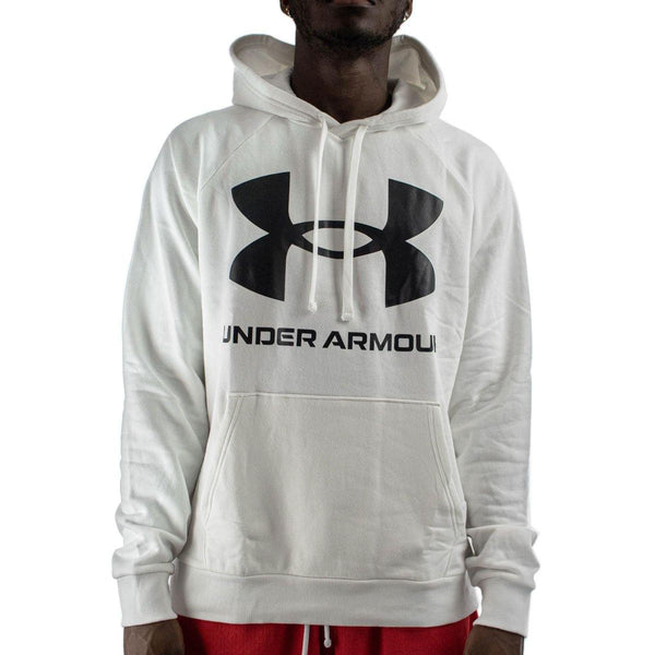 Under Armour Rival Fleece Big Logo Hoodie 1357093-112-