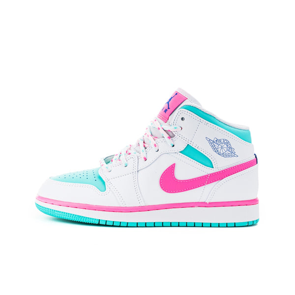 Jordan Air Jordan 1 Mid (GS) 555112-102-