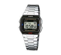 Casio Retro Digital Armband Uhr A163WA-1QES
