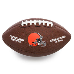 Wilson NFL Team Logo Cleveland Browns (Gr. 9) American Football WTF1748XBCL-