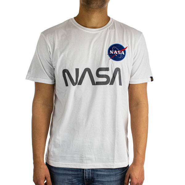 Alpha Industries Inc NASA Reflective T-Shirt 178501-09-