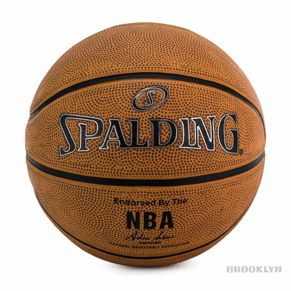 Spalding NBA Platinum Outdoor (Gr. 7) Basketball 3001531012037