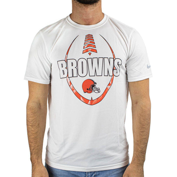 Nike Cleveland Browns NFL Icon Essential T-Shirt N922-10A-93-CL9-
