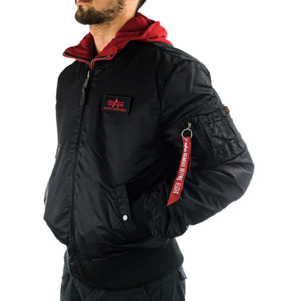Alpha Industries Inc MA-1 D-Tec SE Winter Jacke 133104 94-