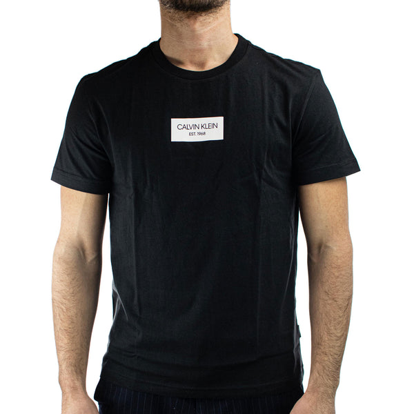 Calvin Klein Chest Box Logo T-Shirt K10K106484BEH-