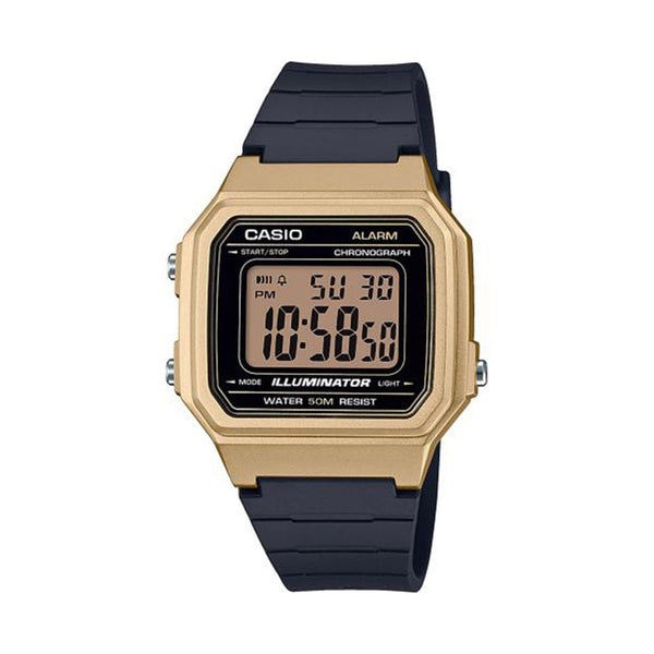 Casio Retro Wrist Watch Digital Uhr W-217HM-9AVEF-