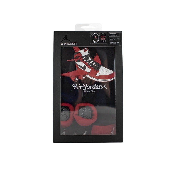 Jordan AJ1 First in Flight Set 0-6 Monate NJ0360-023-