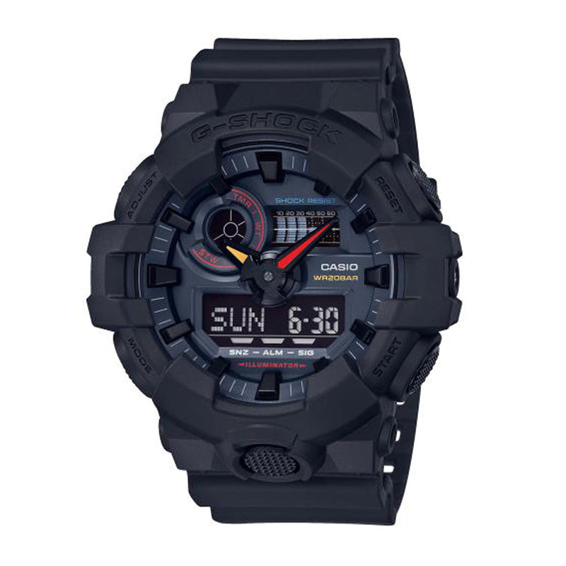 G-Shock Analog Digital Armband Uhr GA-700BMC-1AER-