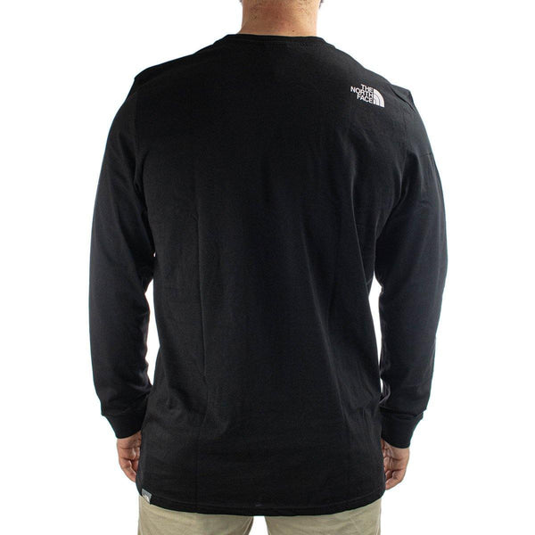 The North Face Simple Dome Longsleeve NF0A3L3BJK3-