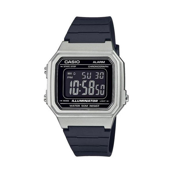 Casio Retro Wrist Watch Digital Uhr W-217HM-7BVEF-