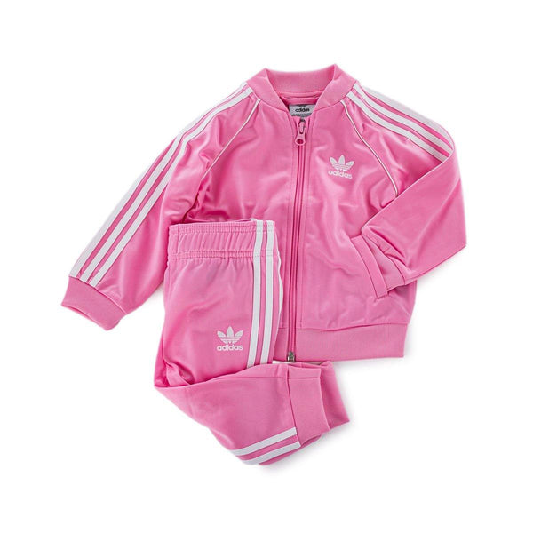 Adidas Infant Superstar Tracksuit Anzug GD2628-