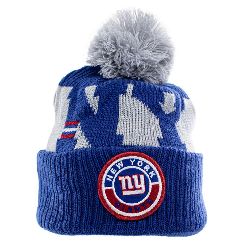 New Era New York Giants NFL On Field Sport Knit Winter Mütze 60011855-