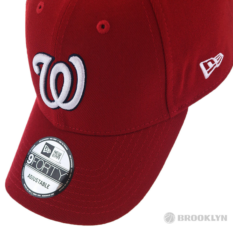 New Era 940 Washington Nationals MLB The League Game Cap 10047560
