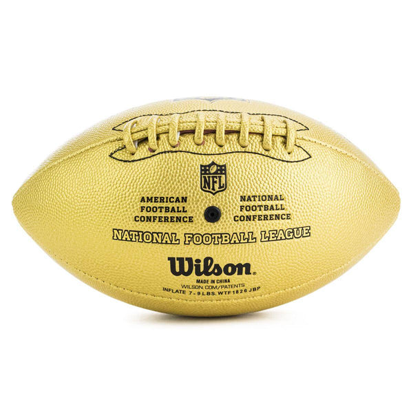 Wilson Duke Metallic Edition American Football WTF1826XB-