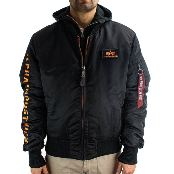 Alpha Industries Inc MA-1 D-Tec SE Jacke 133104 241-