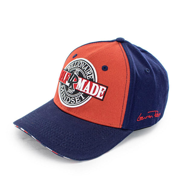 Lauren Rose Self Made Cap SelfMadeNavyRed-
